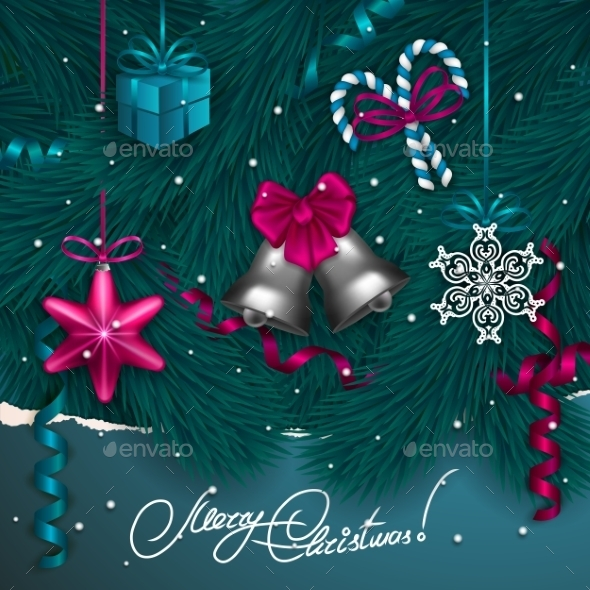 Christmas Background - Miscellaneous Seasons/Holidays