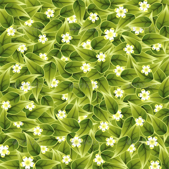 Floral Pattern - Flowers & Plants Nature