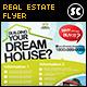 Real Estate Modern Flyers - GraphicRiver Item for Sale