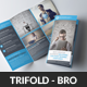 Global Business Trifold Brochure Template - GraphicRiver Item for Sale