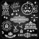 Christmas Ornaments Chalk Set  - GraphicRiver Item for Sale
