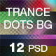 Trance Dot backgrounds - GraphicRiver Item for Sale