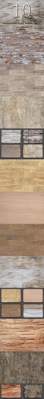 10 Wood Texture Wooden Part 2 - Wood Textures