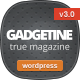 Gadgetine WordPress Theme for Premium Magazine Nulled