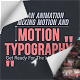 Motion Typography Glitch Titles - VideoHive Item for Sale