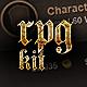RPG User Interface Set - GraphicRiver Item for Sale