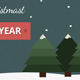 Flat Christmas Facebook Timeline Cover - GraphicRiver Item for Sale