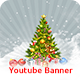 Christmas Youtube Channel Banner - GraphicRiver Item for Sale