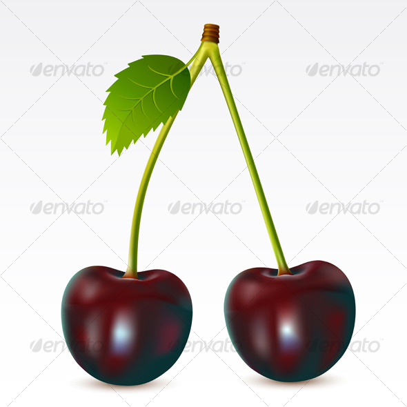 Cherry - Food Objects