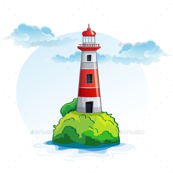 Lighthouse - Landscapes Nature