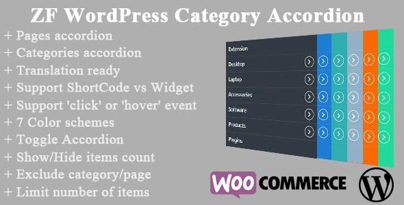 Zf wordpress category accordion by zufusion codecanyon zf wordpress category accordion codecanyon item for sale maxwellsz