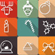 20 Xmas Icons - VideoHive Item for Sale