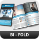 Creative Corporate Bi-Fold Brochure Vol 29 - GraphicRiver Item for Sale