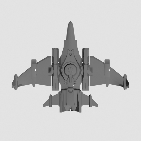 Airplane (Mesh)