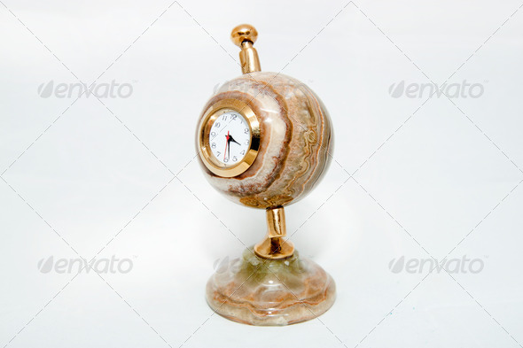 Souvenir clock - Stock Photo - Images