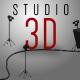 3D Studio Intro - VideoHive Item for Sale