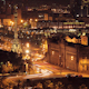 Barcelona Night Cityscape 01 - VideoHive Item for Sale