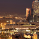Barcelona Night Cityscape 03 - VideoHive Item for Sale
