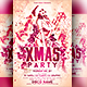 Xmas Party Flyer Vol. 2 - GraphicRiver Item for Sale