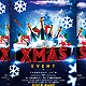 Xmas Event Flyer Vol. 2 - GraphicRiver Item for Sale