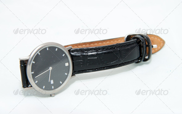 Wristwatch - Stock Photo - Images