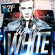 Winter White Out Flyer - GraphicRiver Item for Sale