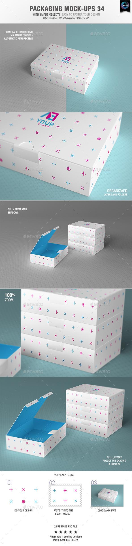 Packaging Mock-ups 34 - Packaging Product Mock-Ups