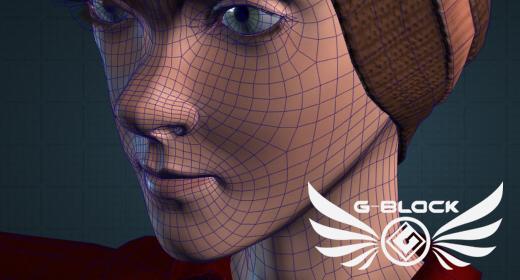 Fav 3D Character