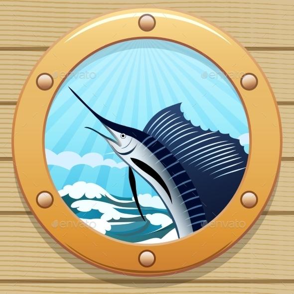 Sail Fish - Travel Conceptual