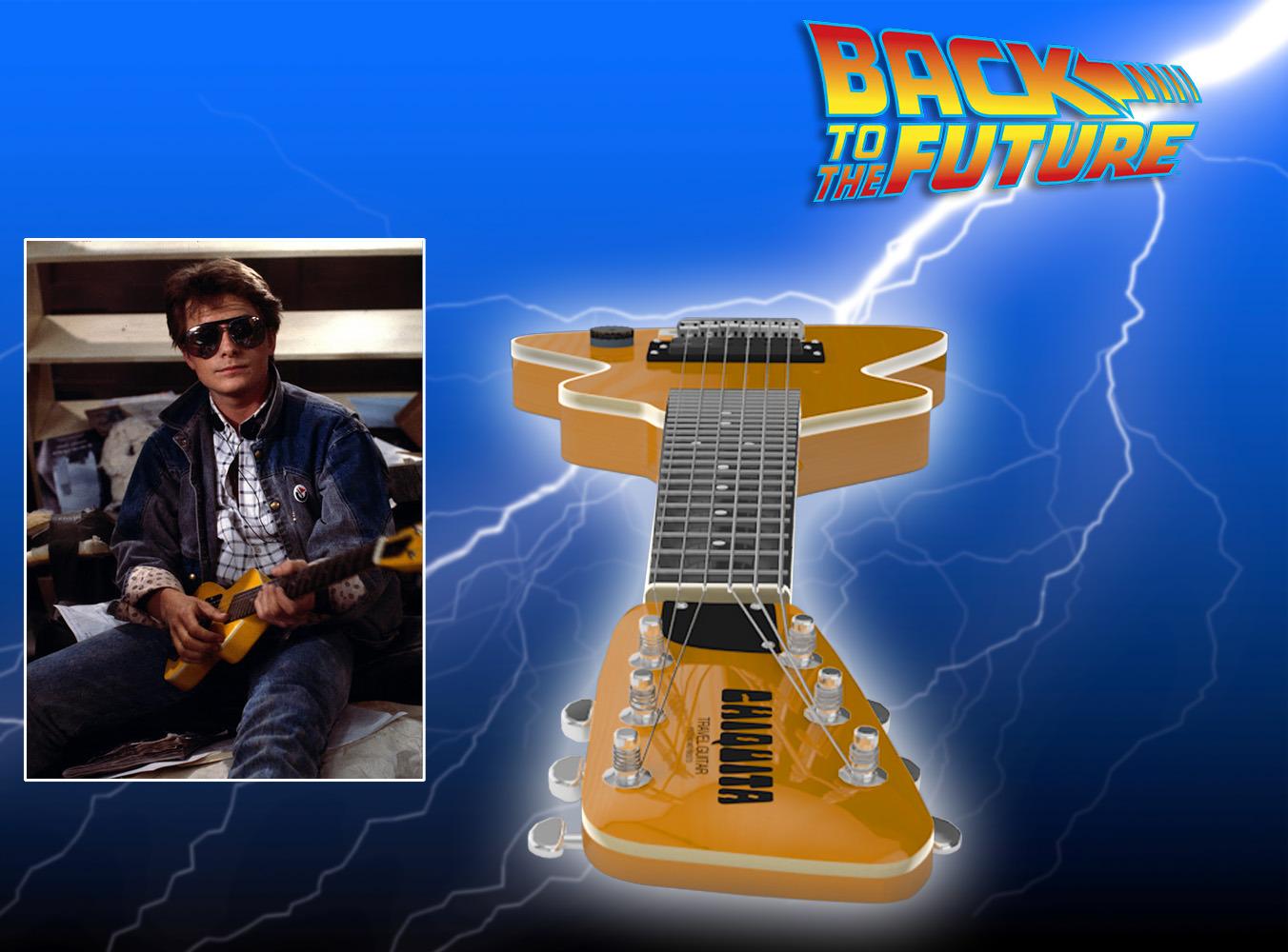 Erlewine Hondo Chiquita Travel Guitar 3d Model By Marcel