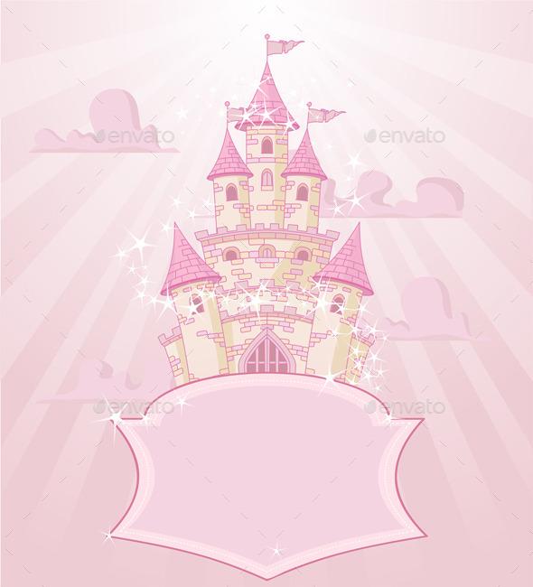 Fairytale Castle - Buildings Objects