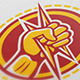Revolution Logo Template - GraphicRiver Item for Sale