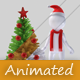 Animated Scene : Milkman - A Christmas Gift  - 3DOcean Item for Sale
