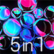 Refracting Spheres - VJ Pack (120bpm) - VideoHive Item for Sale