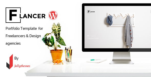 Flancer – WP theme for Freelancers & Agencies