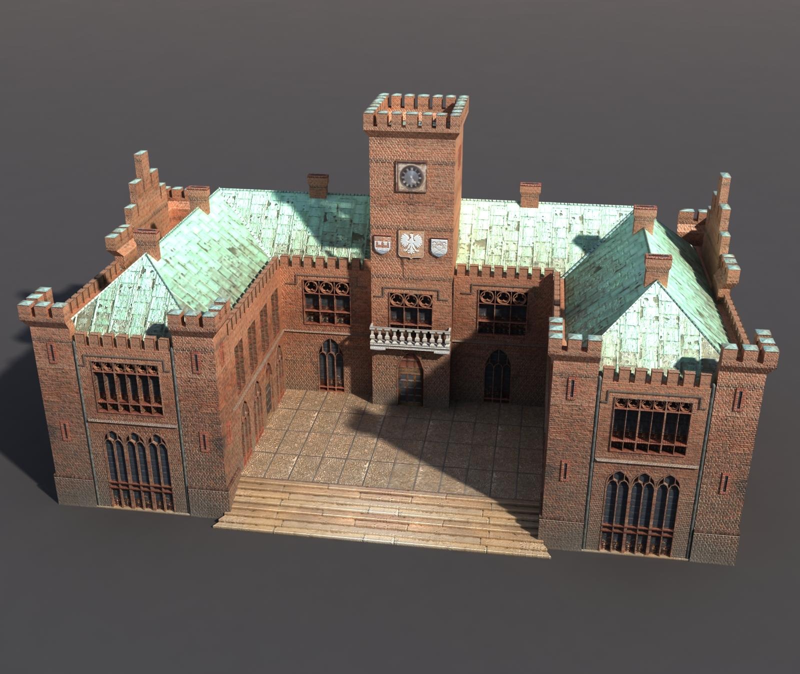 Castle City hall
