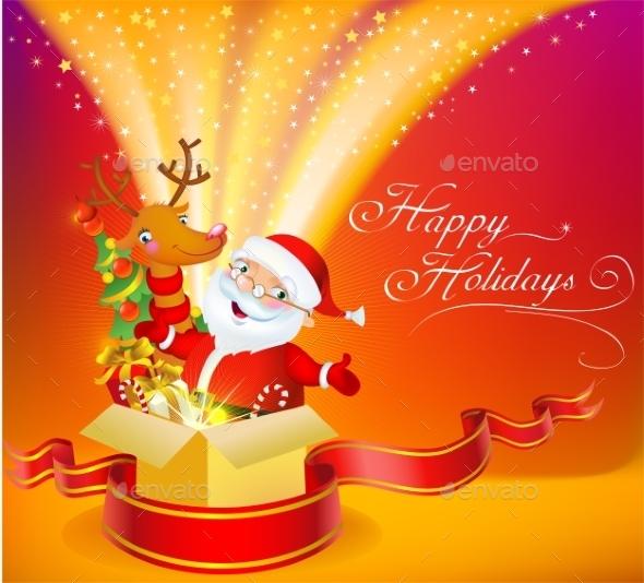 Christmas Miracle  - Christmas Seasons/Holidays