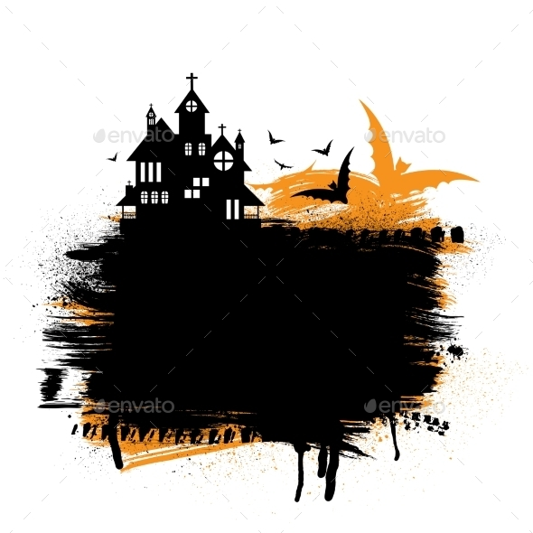 Halloween Castle - Halloween Seasons/Holidays