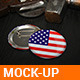 Badge Mock-Up V01 - GraphicRiver Item for Sale