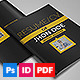 Mayeera: A Multipurpose InDesign Resume/CV Template - GraphicRiver Item for Sale