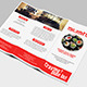 Japanese Style Menu Trifold - GraphicRiver Item for Sale