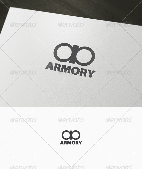 Armory Logo - Letters Logo Templates