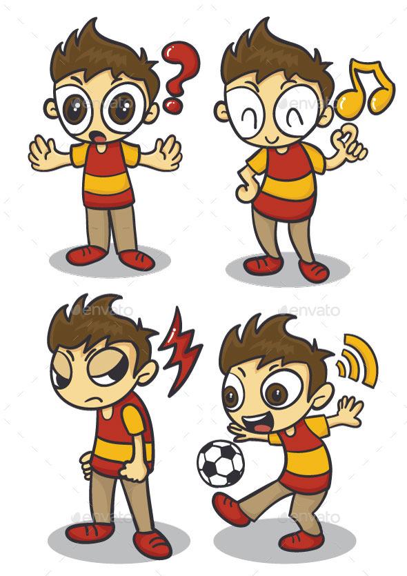 Jack - People Characters