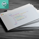 Creative Corporate Business Card V2 - GraphicRiver Item for Sale