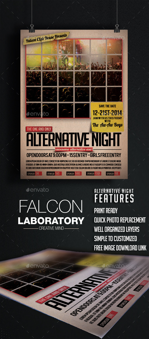 Alternative Night - Clubs & Parties Events