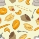 Background on the Bread Theme - GraphicRiver Item for Sale