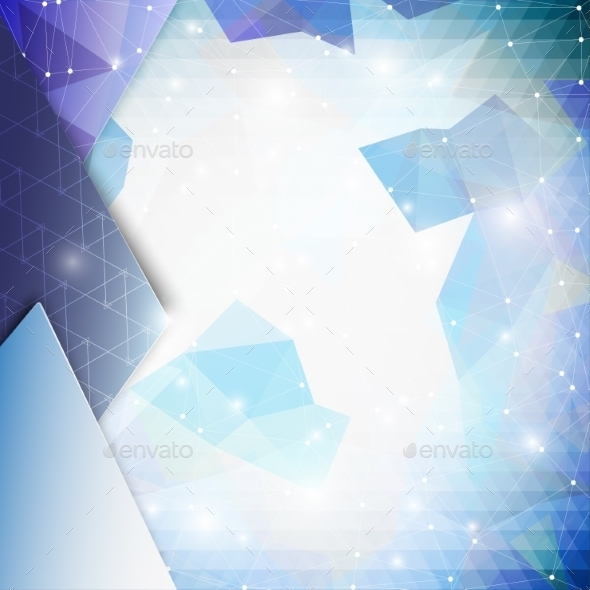 Geometric Background - Backgrounds Decorative