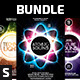 Party Flyer Bundle Vol.2 - GraphicRiver Item for Sale