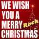 We Wish You A Merry Christmas Rock Guitar - AudioJungle Item for Sale