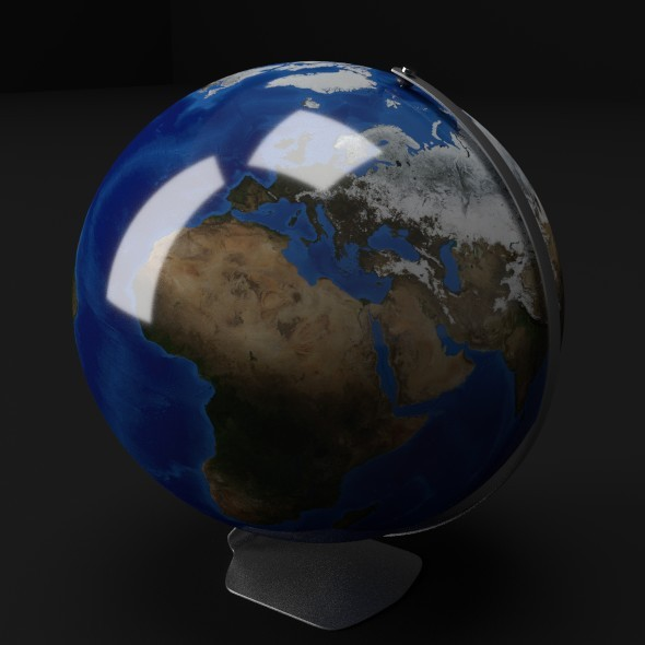 Globe - 3DOcean Item for Sale